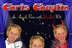 Chris Chaplin - Comedy Singer South West