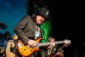 Jose Madrigal is the Ultimate Santana Experience  - 70s Tribute Band
