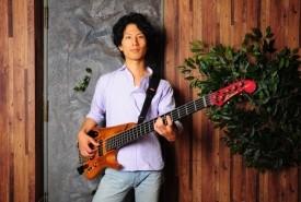 T.K. - Bass Guitarist Osaka, Japan