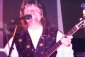 Keith Hervey - Acoustic Guitarist / Vocalist