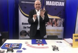 John Constantine-Magician & Mentalist - Close-up Magician Leicester, East Midlands