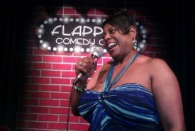 Kymedienne Jackson - Adult Stand Up Comedian Palmdale, California