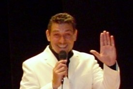 Claudio Sabetta - Comedy Cabaret Magician Spain
