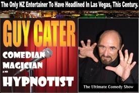 Guy Cater - Hypnotist Auckland