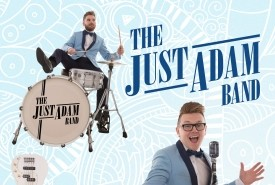 The Just Adam Band - Wedding Band