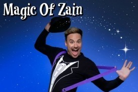 Magic Of Zain - Children's / Kid's Magician