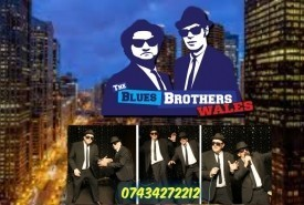 Blues Brothers Wales Tribute Show                                                                                - Elton John Tribute Act United Kingdom, Wales