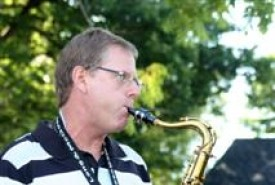 Paul Burger - Saxophonist South West