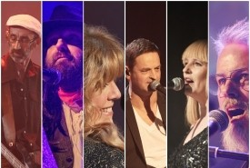 The Fleetwood Mac Songbook - 80s Tribute Band Stafford, West Midlands