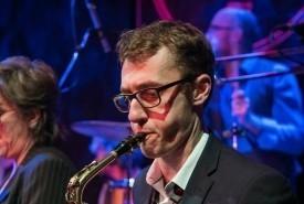 Joshua Mead - Saxophonist Nottingham, Midlands