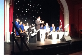 The Chris Mackey Orchestra - Swing Band South East