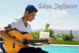 Dian Stefanov - Classical / Spanish Guitarist Manchester, North West England