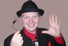 Amazing Stephen - Comedy Magician - Children's / Kid's Magician Cheshire, North of England