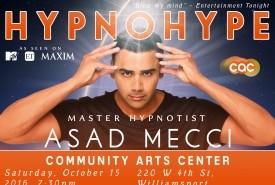 Asad Mecci - Hypnotist