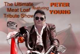 Peter Young - Meatloaf Tribute Act Manchester, North West England