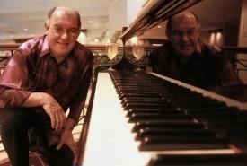 Joe Fingers Webster - Pianist / Keyboardist Auckland