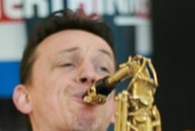 Paul O'Flynn - Saxophonist London