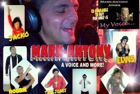 Mark-antony On Stage  - Male Singer Stoke-on-Trent, Midlands