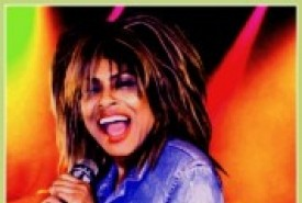 Manouchka  (Tina Turner impersonator)  - Tina Turner Tribute Act