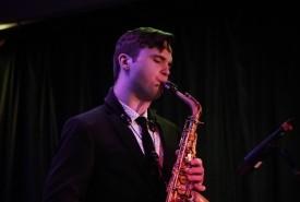 Emery mesich - Saxophonist Sacramento, California