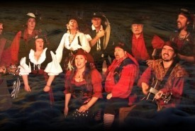 The Roving Blades/The Crimson Pirates - Irish Band New York City, New York