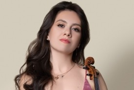 Jane Young - Violinist