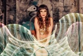 charlotte Ellen Blake  - Hula Hoop Performer Chester, North West England