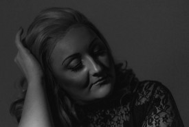 Kathryn as Adele  - Adele Tribute Act