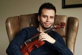 Fabio Jonatas dos Santos - Violinist Bremen, Germany