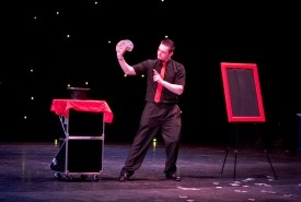 Flash -  Comedy & Magic - Cabaret Magician