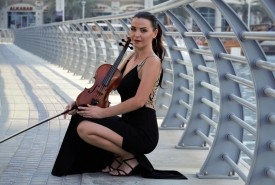Snezana Ivkovic - Violin Teacher