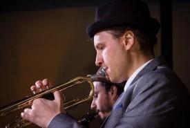 Juan Esteban Badenas - Jazz Band Argentina, Argentina