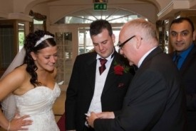 Kris Krendo - Wedding Magician West Midlands