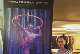 Hula Hoop/ Singer. / Lianna Ashton - Hula Hoop Performer Pinellas/ Clearwater, Florida