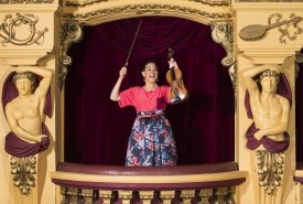 Elena - Violinist Roseneath, Wellington