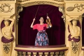 Elena - Violinist Roseneath, Wellington