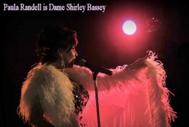 Paula Randell - Shirley Bassey Tribute Act Midlands