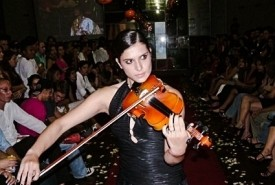 Rachel Somerset - Electric/Classical Violinist - Violinist