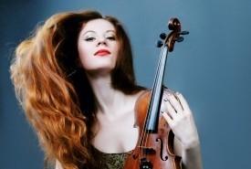 Iuliia Usachova  - Violinist