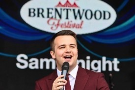 Sam Knight - Male Singer Beckton, South East