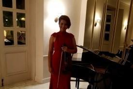 Gabriela rojas - Violinist