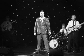 Jared Lee  - Elvis Impersonator Blackpool, North of England
