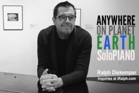Ralph Diekemper Solo Piano  - Pianist / Keyboardist Harrisburg, Pennsylvania