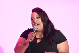 Chef Chantel Jackson  - Female Singer