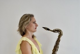 Katy Sax - Saxophonist North Kensington, London
