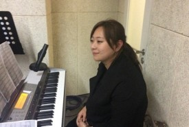 Sarah Han - Pianist / Keyboardist South Korea/Busan, Korea