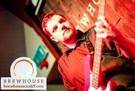 Joel Jordan - Bass Guitarist Cardiff, Wales