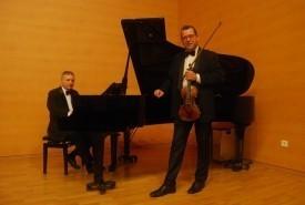 Black Tie Duet - Violinist Spain / Pontevedra, Spain