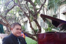 Roel Manalo - Pianist / Keyboardist