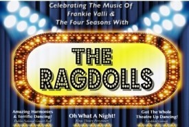 The Ragdolls (Frankie Valli Tribute Show) - Frankie Valli 4 Seasons Tribute